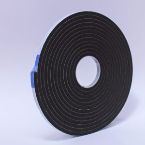 PVC Double Sided Foam – Black