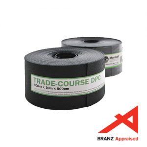 15 rolls of Trade Course DPC 75mm x 30m