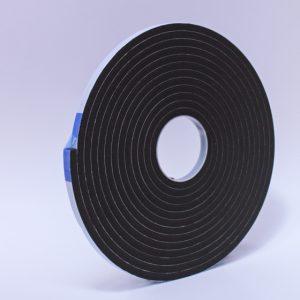 PE Double Sided Foam Black 0.8mm